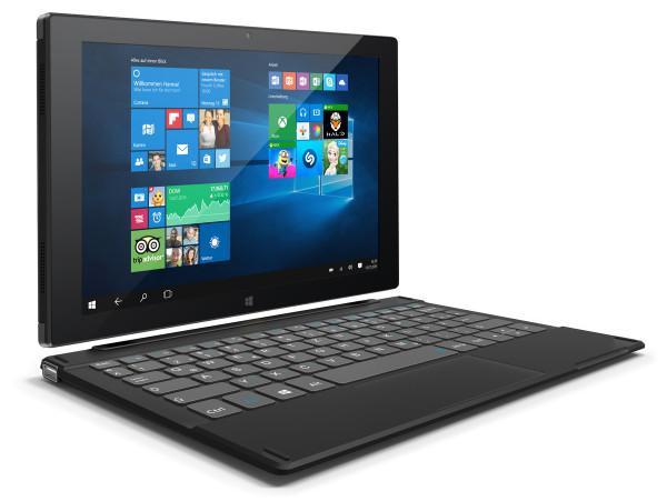 """Odys Duo schwarz 32GB 3G WIFI Windows 10 plus Tablet PC10,1"""" Display 2GB RAM"""