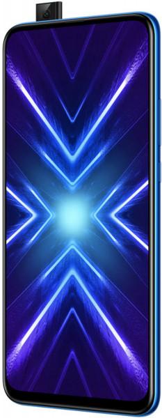 Honor 9X DualSim Blau 128GB LTE Android Smartphone GPS Bluetooth 6,6 Zoll 48 MPX