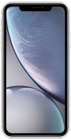 "Apple iPhone XR weiß 256GB LTE iOS Smartphone 6,1"" Display 12 Megapixel eSim"