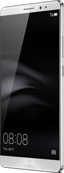 """Huawei Mate 8 moonlight silver LTE Android Smartphone 6"""" Display 32GB Speicher"""