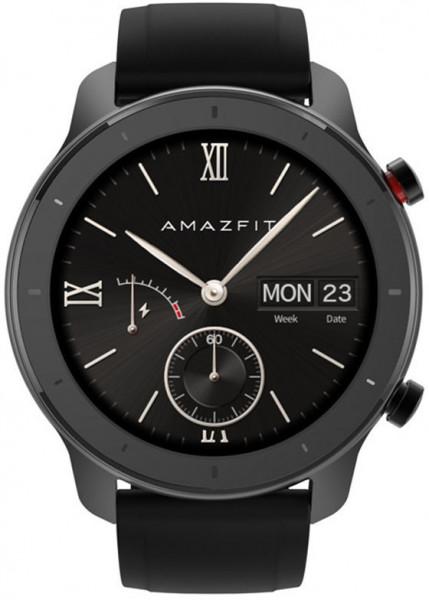 Amazfit GTR 42mm Smartwatch Unisex schwarz