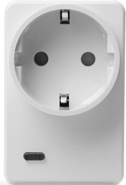 LUPUS - Funksteckdose V2 mit Stromzähler und Repeater