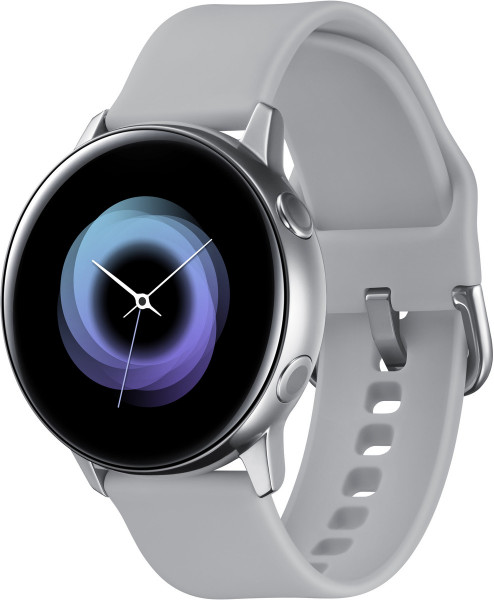 Samsung Galaxy Watch Active SM-R500 silber