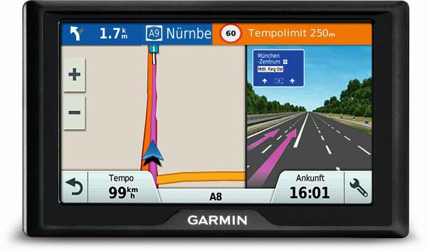 Garmin DRIVE 50 LMT CE 5 Zoll Display 22 Länder Europas