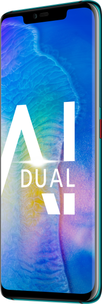 """Huawei Mate 20 Pro DualSim grün 128GB LTE Android Smartphone 6,39"""" OLED 40MPX"""