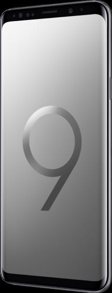 "Samsung G965F Galaxy S9+ DualSim grau 256GB LTE Android Smartphone 6,2"" 12MPX"