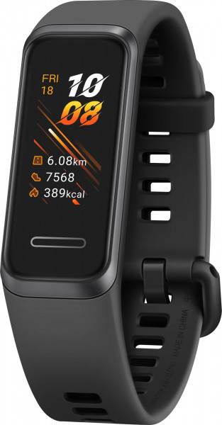 Huawei Band 4 Andes-B29 Graphite Black Sport Band
