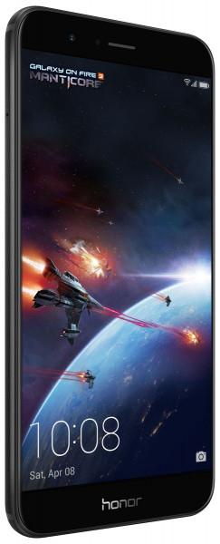 Honor 8 pro DualSim schwarz Gebraucht - Akzeptabel