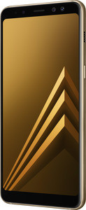"""Samsung A530F Galaxy A8 2018 DualSim gold 32GB LTE Android Smartphone 5,6"""" 16MPX"""