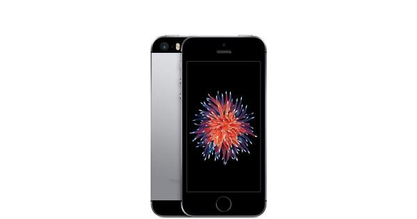 Apple iPhone SE 64GB Spacegrau 4 Zoll IOS Smartphone ohne Simlock 12 Megapixel