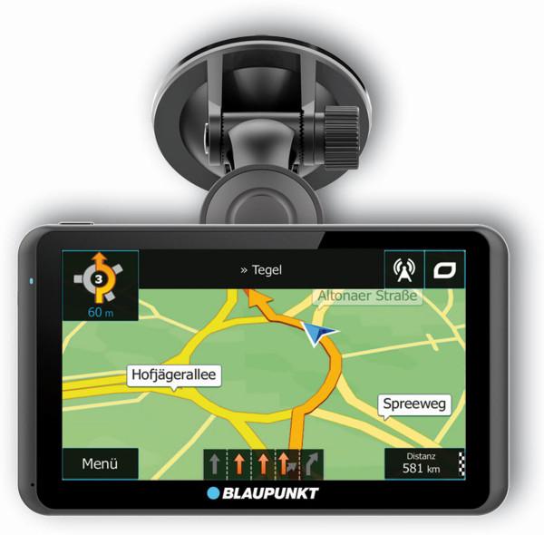 """Blaupunkt TravelPilot 63 CE LMU PKW Navigation Zentraleuropa 6,2"""" Touchscreen"""
