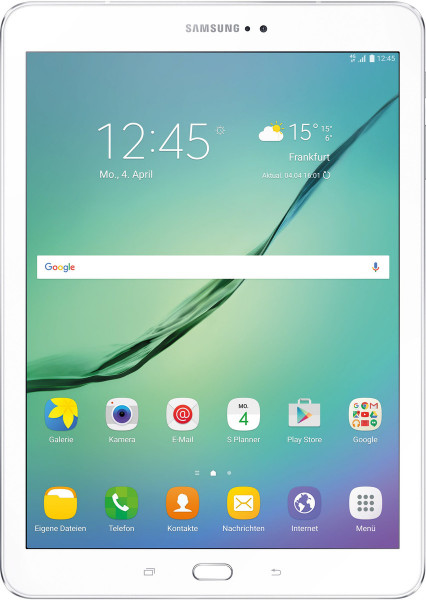 Samsung T819 Galaxy Tab S2 9.7 Zoll weiß LTE WLAN WIfi Android Tablet PC 3GB RAM