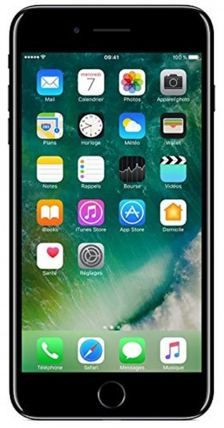 Apple iPhone 7 Plus 256GB Diamantschwarz 5,5 Zoll IOS Smartphone ohne Simlock