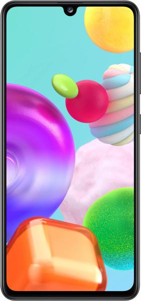 Samsung A415F Galaxy A41 DualSim schwarz 64GB