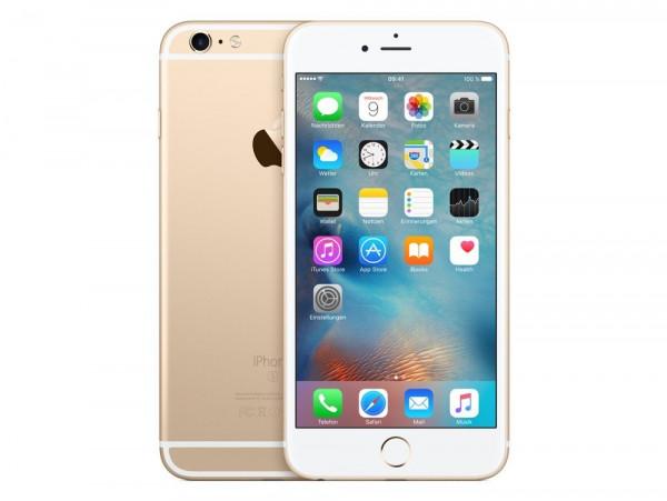 Apple iPhone 6s Plus Gold 64GB LTE iOS Smartphone ohne Simlock 5,5 Zoll 12MPX