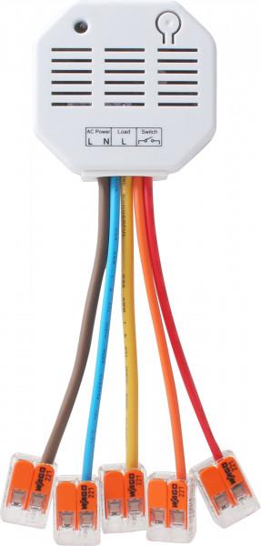 LUPUS Unterputzrelais mit Dimmerfunktion V3 Smart Home Alarmierung