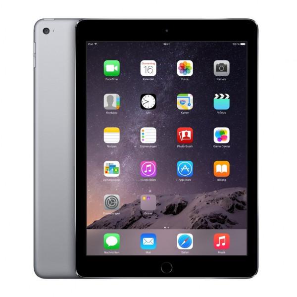 Apple iPad Air 2 WIFI Cellular 64GB Spacegrau IOS LTE 4G Tablet ohne Vertrag
