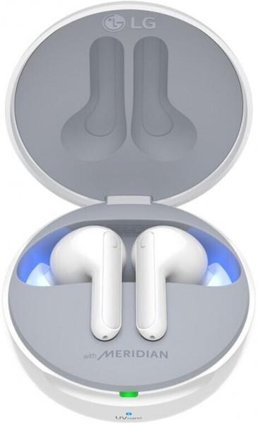 LG Tone Free Earbuds Bluetooth Headset HBS-FN7 weiß