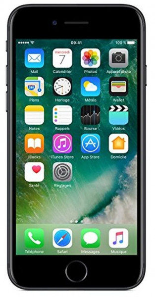 "Apple iPhone 7 256GB Diamantschwarz IOS LTE Smartphone ohne Simlock 4,7"" Display"