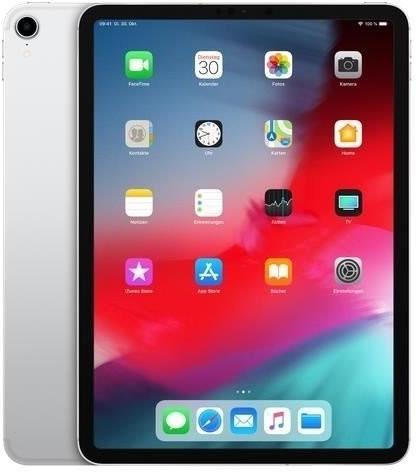 """Apple iPad Pro 2018 11.0 silber 64GB LTE iOS Tablet 11"""" Retina Display 12 MPX"""