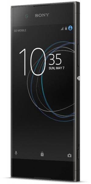 "Sony Xperia XA1 schwarz 32GB LTE Android Smartphone ohne Simlock 5"" Display"