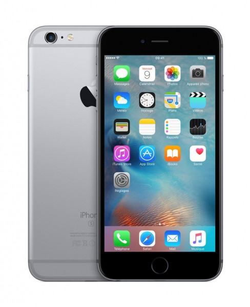 "Apple iPhone 6s Plus 16GB Spacegrau LTE iOS Smartphone ohne Simlock 5,5"" Display"