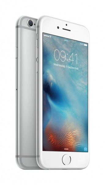 Apple iPhone 6 64 GB silber LTE IOS Smartphone 4,7 Zoll ohne Simlock 8 Megapixel