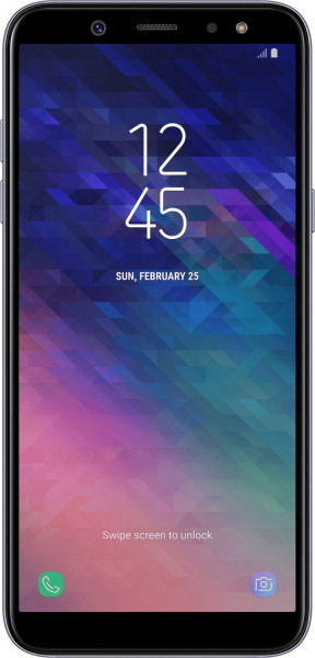 """Samsung A600FN Galaxy A6 2018 lavender 32GB LTE Android Smartphone 5,6"""" 16 MP"""