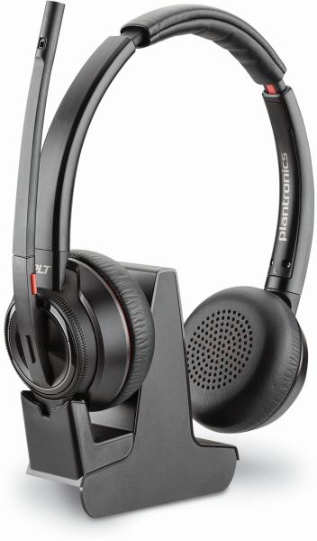 Plantronics DECT Ersatzheadset Savi W8220 ohne Basis Bluetooth Business Headset
