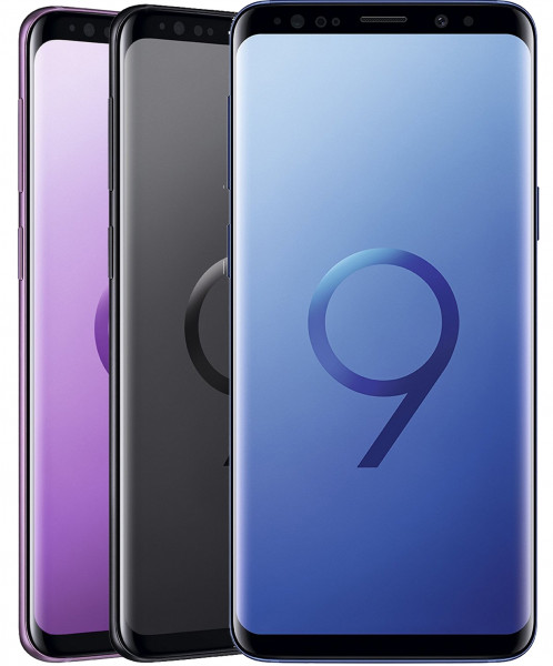 "Samsung Galaxy S9+ 64GB LTE Android Smartphone ohne Simlock 6,2"" Display 12MPX"