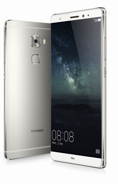 Huawei Mate S weiß Android LTE 32GB 13MP Kamera 5,5 Zoll Smartphone ohne Simlock