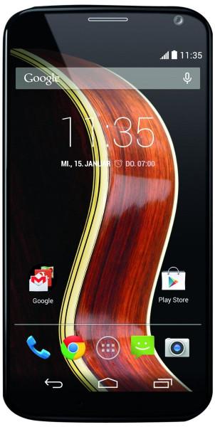 "Motorola Moto X schwarz 16GB Android Smartphone ohne Simlock 4,7"" Display 10 MPX"