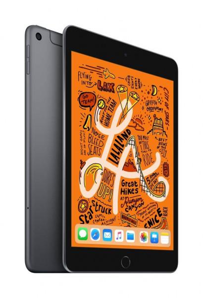 "Apple iPad mini 2019 spacegrau 64GB LTE iOS Tablet 7,9"" Retina Display 8 MPX"