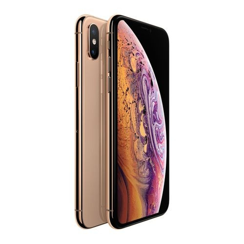 "Apple iPhone XS Max gold 64GB LTE iOS Smartphone 6,5"" OLED Display 12MPX eSim"