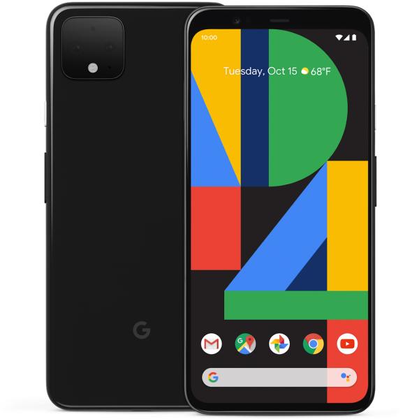 Google Pixel 4 XL schwarz 64GB
