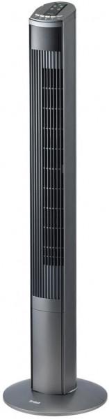 Trisa 93464310 Turmventilator Fresh Breeze mit Timer schwarz