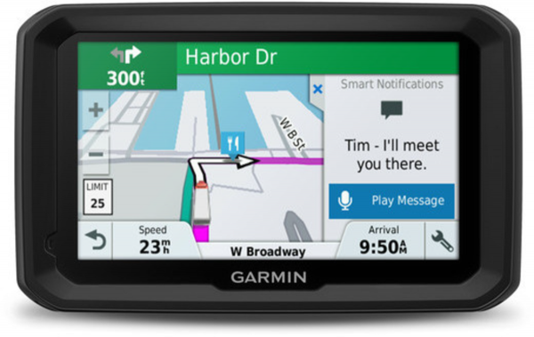 Garmin dezl 580LMT-D EU 16GB LKW Navigation Europa TMC Lifetime Updates BT