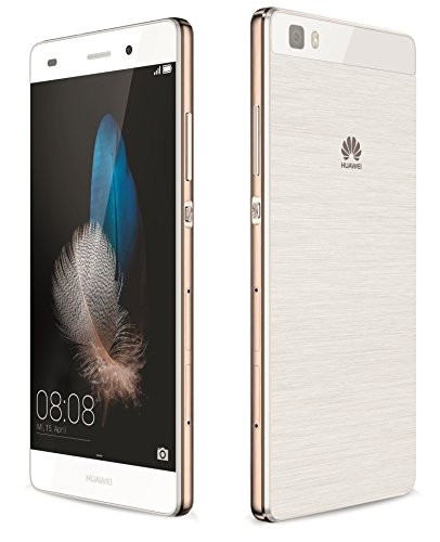 """Huawei P8 lite weiß Android LTE 5"""" Dual SIM 16GB Android Smartphone ohne Simlock"""