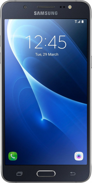 "Samsung J510F Galaxy J5 2016 schwarz 16GB LTE Android Smartphone 5,2"" Display"