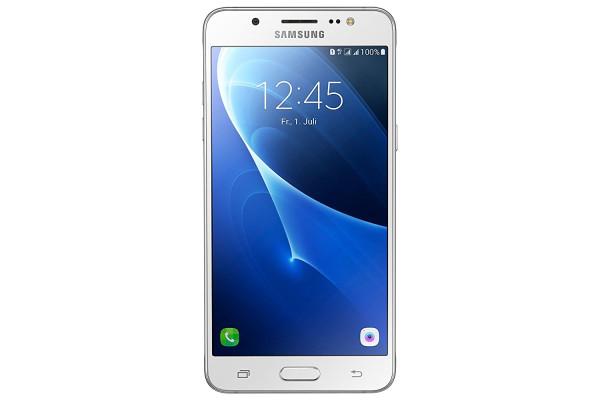 """Samsung J510F Galaxy J5 weiß 16GB LTE Android Smartphone 5,2"""" Display 13MPX"""