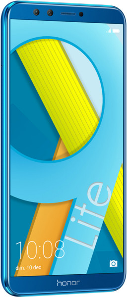 "Honor 9 lite DualSim blau 64GB LTE Android Smartphone 5,6"" Display 13 Megapixel"