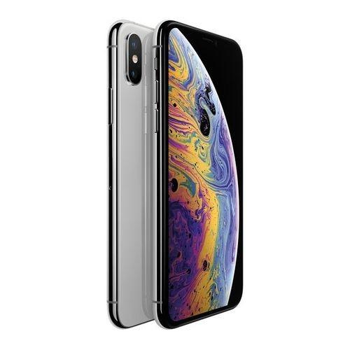 "Apple iPhone XS silber 64GB LTE iOS Smartphone 5,8"" OLED Display 12MPX eSim 4K"
