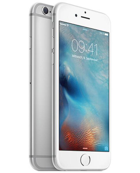 "Apple iPhone 6s 32GB Silber IOS LTE 4G Smartphone ohne Vertrag 4,7"" Display"