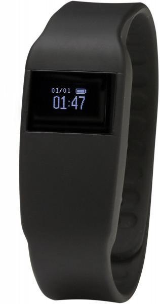 DENVER BFH-11 Fitnesstracker Schlafanalyse Wecker Herzfrequenzmessung Bluetooth