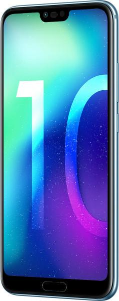 "Honor 10 DualSim Glacier Grey 64GB LTE Android Smartphone 5,84"" Display 24 MPX"