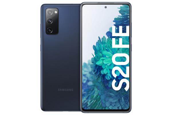 Samsung Galaxy S20 FE DualSim blau 128GB
