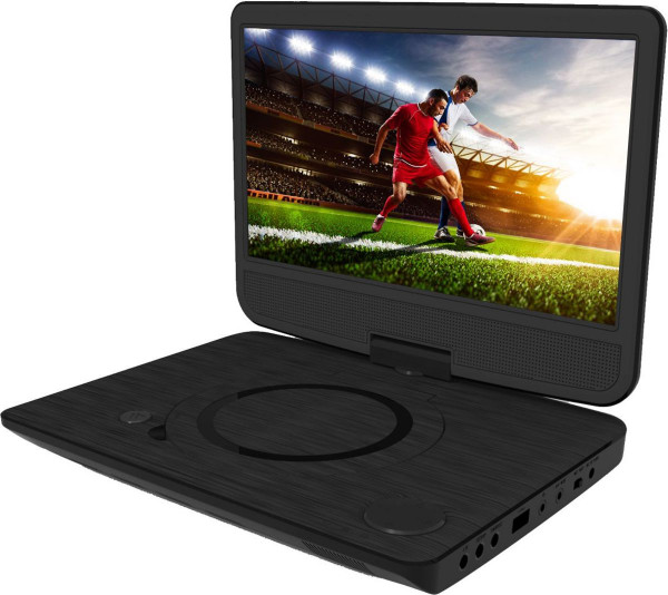 "Denver Portabler DVD-Player MT-1083NB 10,1"" Display für Kopfstützen Stereo USB"