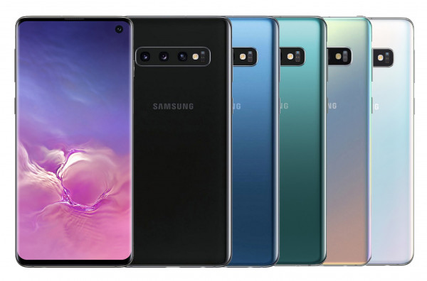 "Samsung G973F Galaxy S10 DualSim 128GB LTE Android Smartphone 6,1"" Display 16MPX"