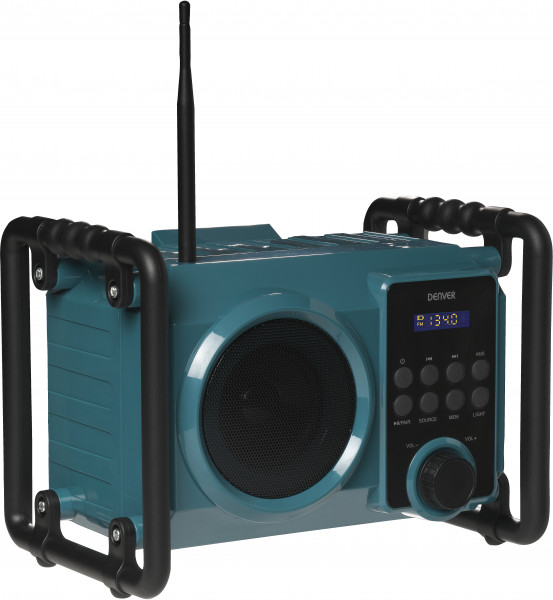 Denver FM Baustellenradio WRB-50