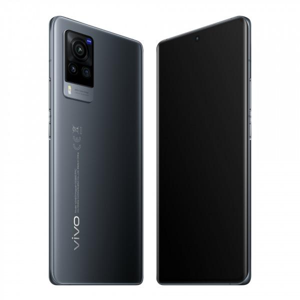 Vivo X60 Pro 5G DualSim Midnight Schwarz 256GB